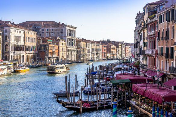 Weltberühmt: Der Carneval in Venedig