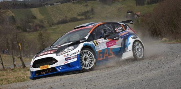 Ready to race: 16 RS-Boliden bei der Lavanttal Rallye