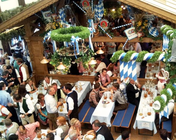 """Oktoberfest: Die """"kleinen Wiesenwirte"""" sind auch ganz schön groß!"""